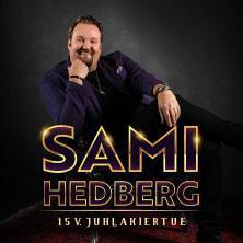 Korttikuva: SAMI HEDBERG 15V. JUHLAKIERTUE K-15
