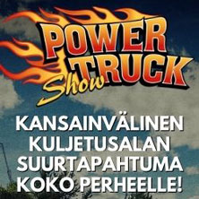 Korttikuva: POWER TRUCK SHOW 2021 – PERJANTAI